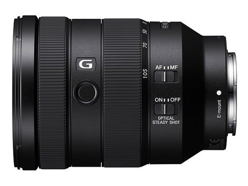 Sony FE 24–105 mm F4 G OSS