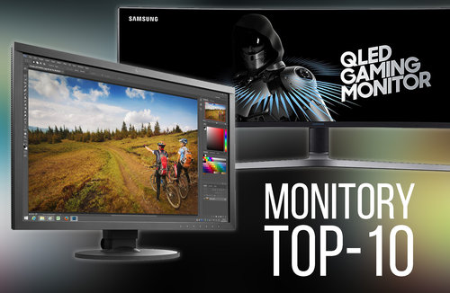 top-10 monitory