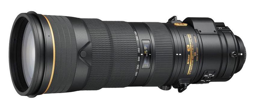 Nikon AF-S Nikkor 180-400 mm F4E TC1.4 FL ED VR