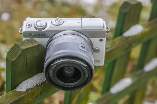 Canon EOS M100/fot. fotoManiaK.pl