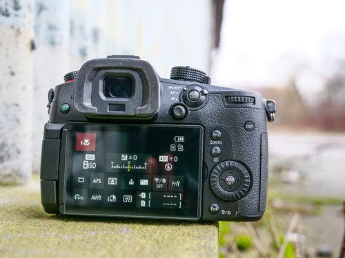 Panasonic Lumix GH5S/fot. fotoManiaK.pl