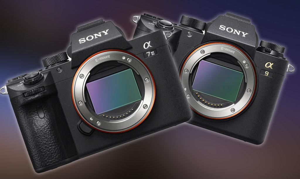 Sony A7 iii vs Sony A9