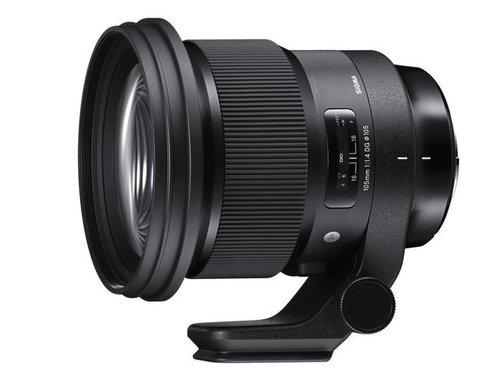 Sigma A 105 mm f/1.4 DG HSM
