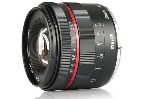 Meike MK-50 mm f/1.7
