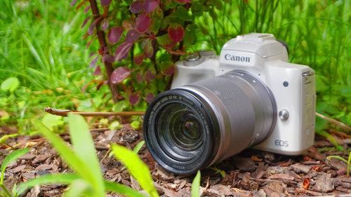 Canon EOS M50 / fot. fotoManiaK.pl