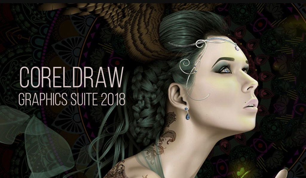 CorelDraw Graphics Suit 2018