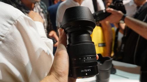 NIKKOR Z 24-70mm f/4 S/fot. fotoManiaK.pl
