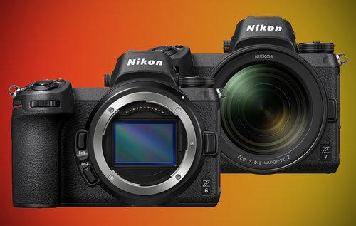 Nikon Z6 i Z7