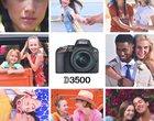 Nikon D3500: nowa odsłona lustrzanki dla amatorów