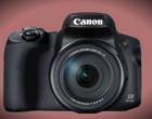 Canon PowerShot SX70 HS. 65-krotny zoom i filmy 4K