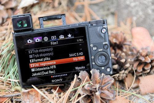 Sony RX100 VI/fot. fotoManiaK.pl