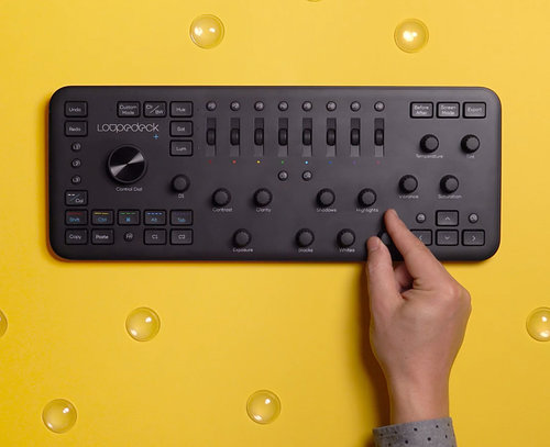 Loupedeck do Adobe Lightroom