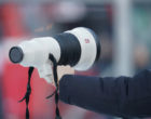 Testowałem Sony FE 400 mm f/2.8 GM OSS i Sony A9 podczas Pucharu Świata w skokach narciarskich