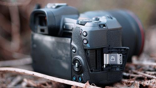 Canon EOS R/fot. fotoManiaK.pl