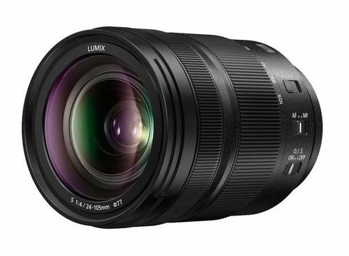 LUMIX S 24–105 mm F4 MACRO O.I.S.