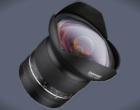 Samyang XP 10 mm f/3.5 to najszerszy obiektyw dla pełnej klatki