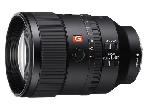 Sony FE 135 mm f/1.8 GM