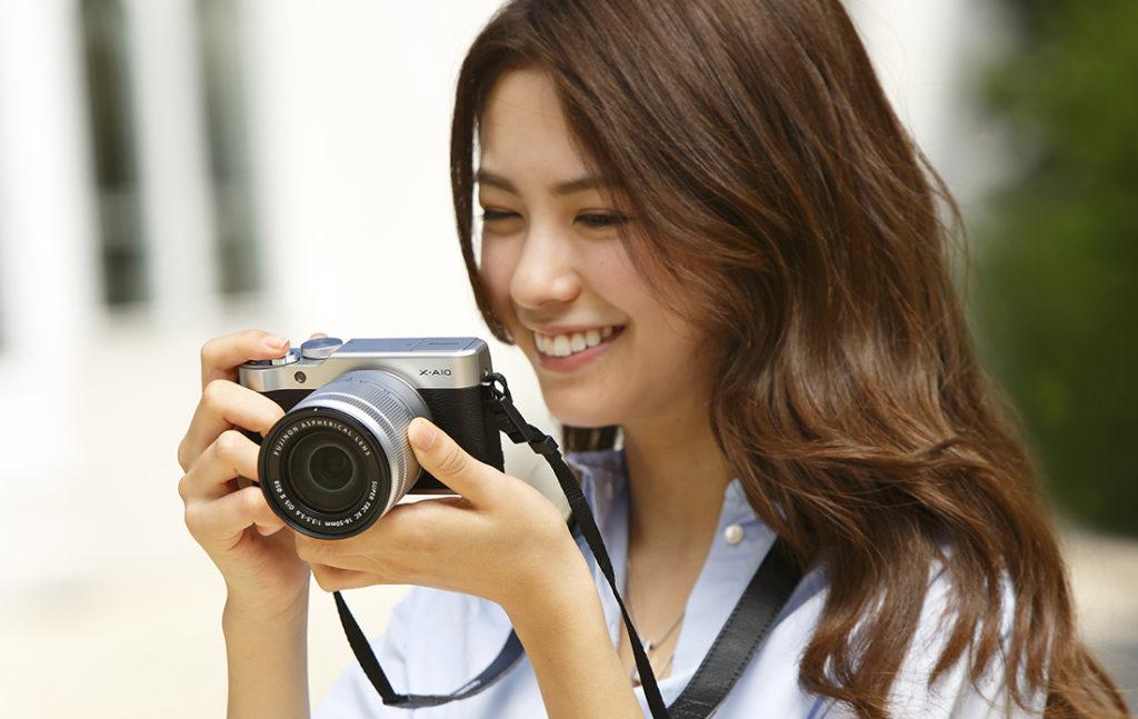 Fujifilm X-A10 / fot. Fujifilm