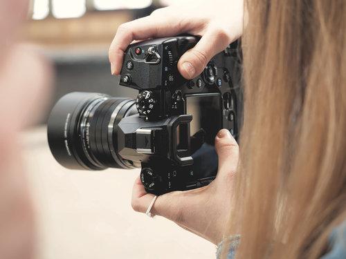Olympus OM-D E-M1X/fot. fotoManiaK.pl