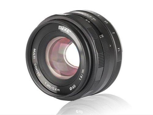 Meike 35 mm f/1.4