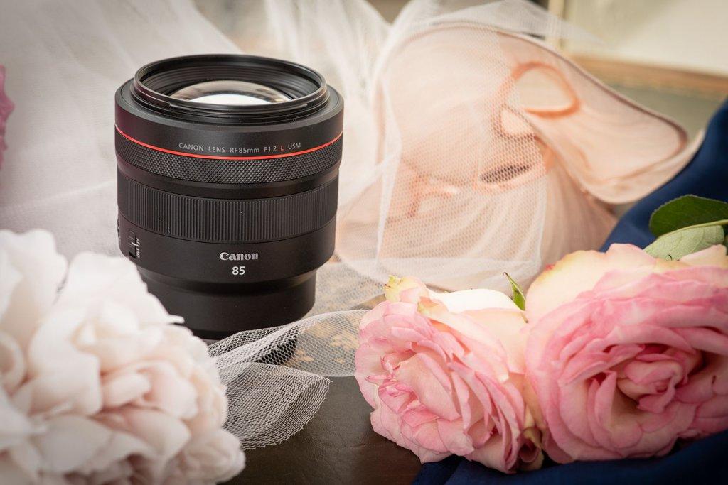 Canon RF 85mm F1.2L USM - Autor Fergus Kennedy