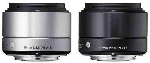 Sigma 19 mm f/2.8 Art