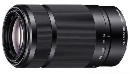 Sony E 55-210 mm f/4.5-6.3 OSS