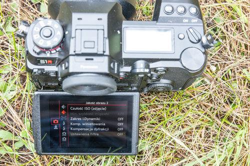 Panasonic Lumix S1R/fot. fotoManiaK.pl