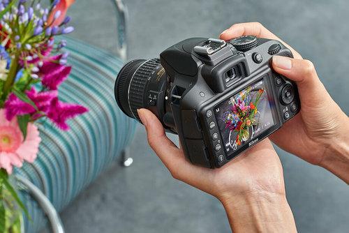 Nikon D3300 / fot. Nikon