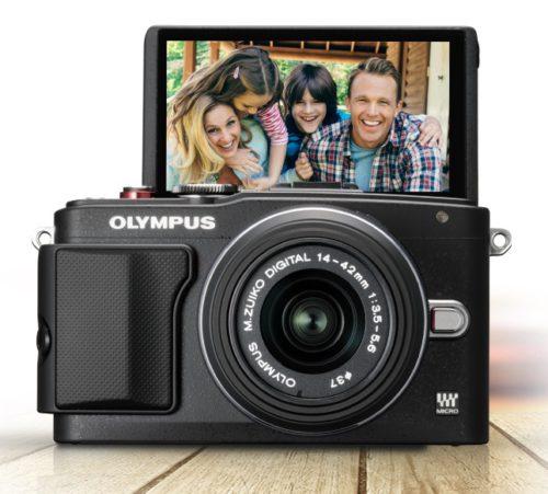 Olympus E-PL6 / fot. Olympus