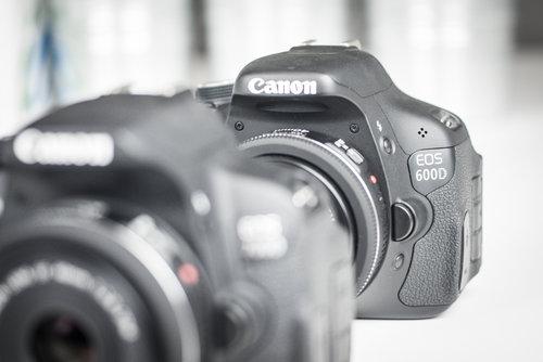 Canon EOS 600D / fot. fotoManiaK.pl