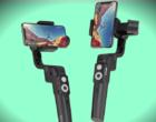 Moza Mini-S - gimbal, selfie stick i tripod do smartfona w jednym