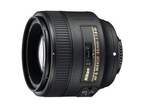 Nikkor AF-S 85 mm f/1.8 G