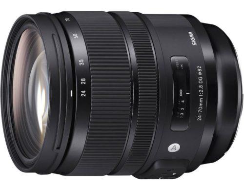 Sigma A 24-70mm f/2.8 DG OS HSM Nikon