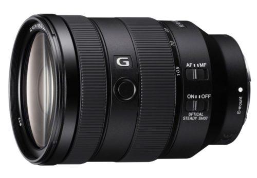 Sony FE 24-105mm f/4 G