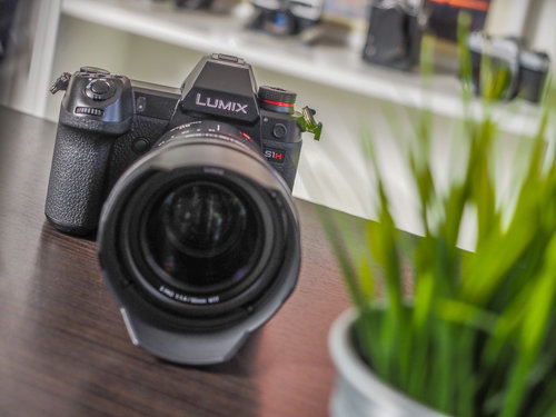 Panasonic Lumix S1H/fot. fotoManiaK.pl