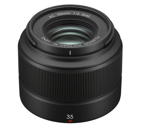Fujinon XC 35mm f/2 Lens