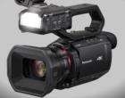 AG-CX10, czyli mała profesjonalna kamera 4K