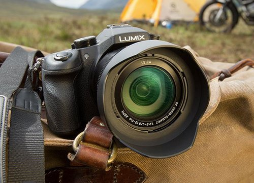 Panasonic Lumix FZ1000/fot. Panasonic