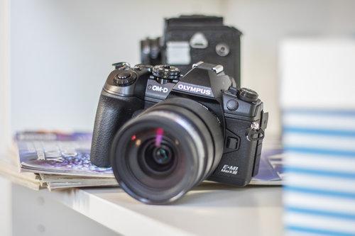 Olympus OM-D E-M1 Mark III/fot. fotoManiaK.pl
