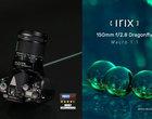 Irix 150 mm f/2.8 Macro 1:1 w cashbacku za 300 zł