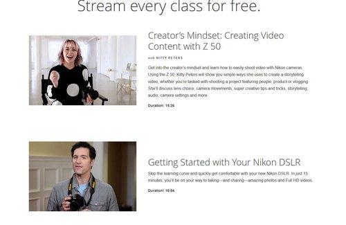 Nikon School Online