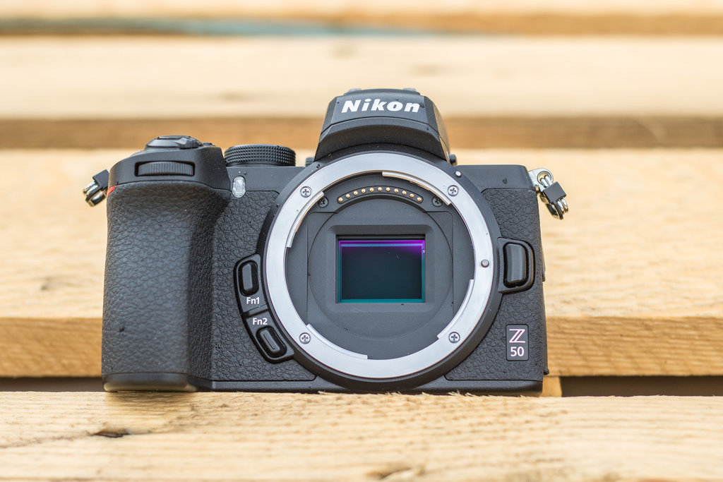 Nikon Z50/fot. fotoManiaK.pl