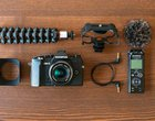 Szukasz sprzętu do filmowania? Olympus ma gotowy zestaw z OM-D E-M5 Mark III