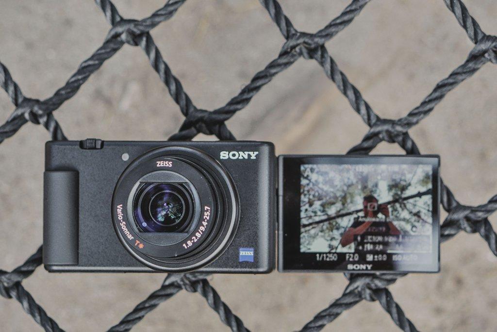 Sony ZV-1/fot. fotoManiaK.pl