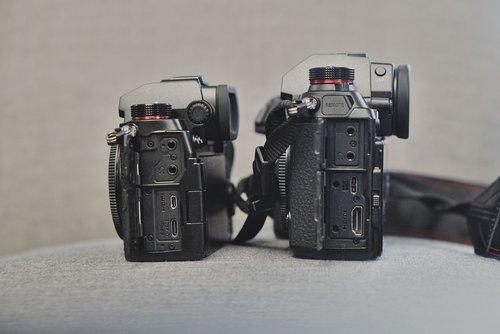 Panasonic Lumix S5 i Lumix S1/fot. fotoManiaK.pl