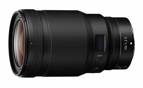 Nikkor Z 50 mm f/1.2 S