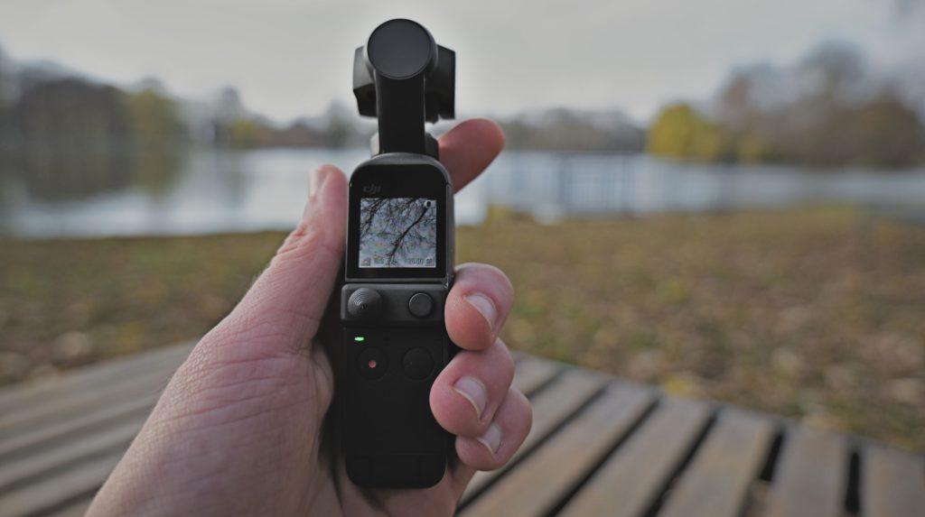 DJI Pocket 2/fot. fotoManiaK.pl