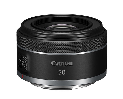 Canon RF 50 mm f/1.8 STM