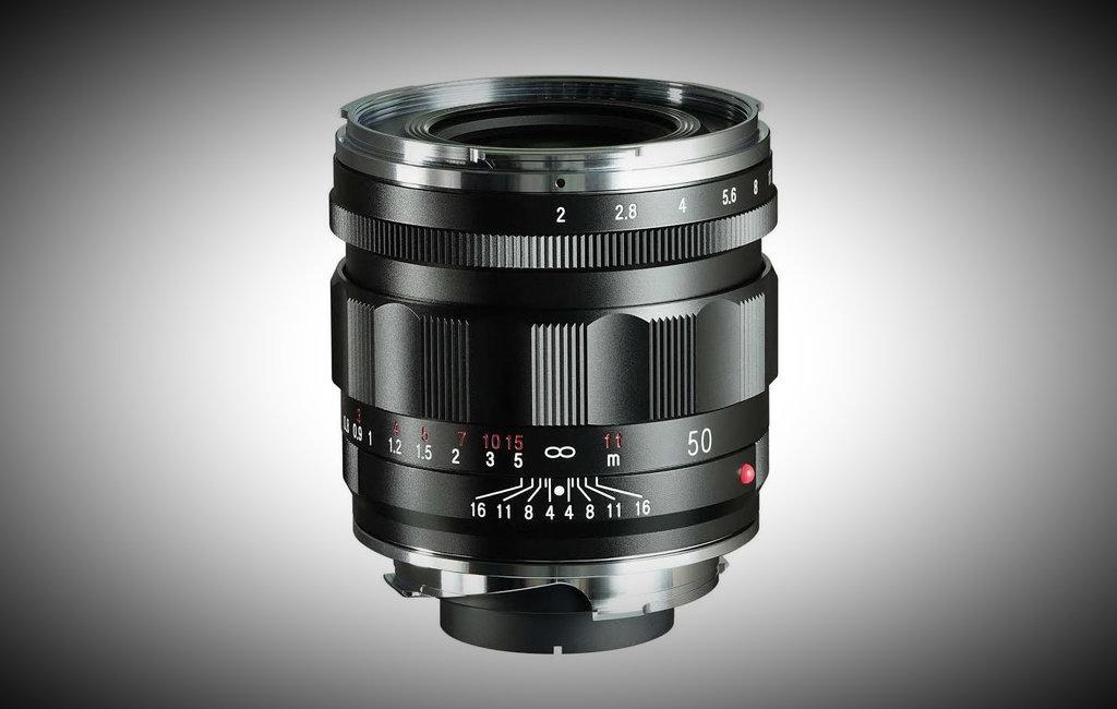 Voigtlander APO Lanthar 50 mm f/2,0 do Leica M